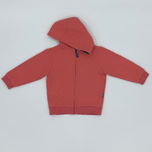Gently Worn Kite hooded jumper size 2-3 years