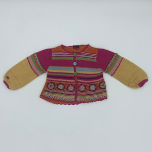 Hardly Worn Catimini cardigan size 2-3 years