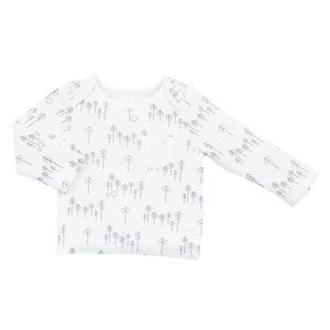 Everyday Long Sleeve T-Shirt in Forest