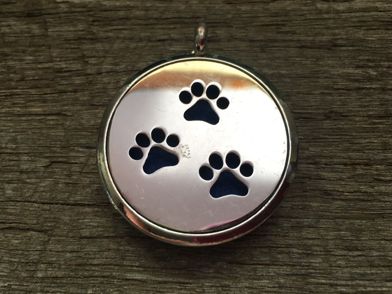 Essential Oil Aromatherapy Pendant Perfect Paws