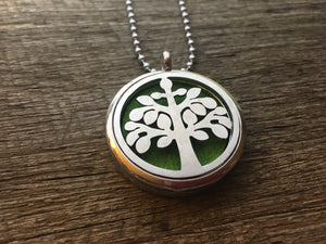 Essential Oil Aromatherapy Pendant Boho Tree Of Life