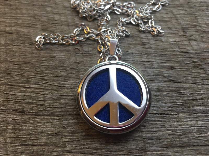 Essential Oil Aromatherapy Pendant Peace Baby