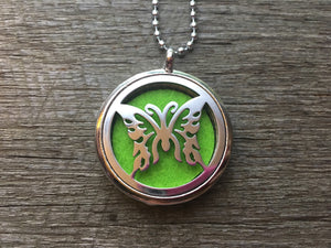 Essential Oil Aromatherapy Pendant Butterfly Dreams