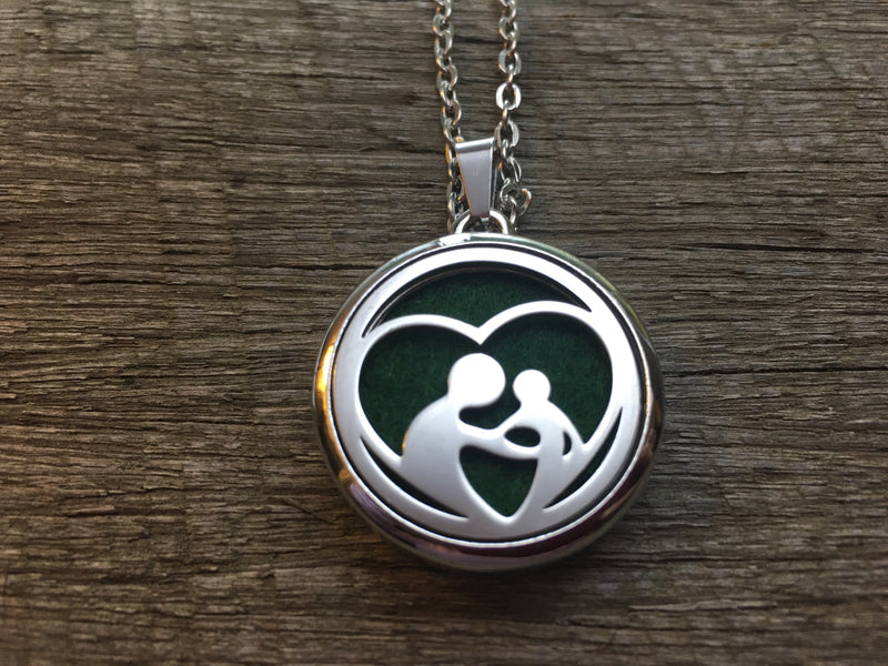 Essential Oil Aromatherapy Pendant Mothers Love