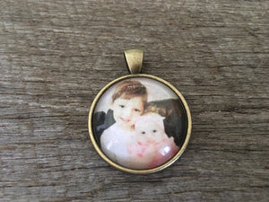 Custom Pendants Personalized Gift Charm Necklace
