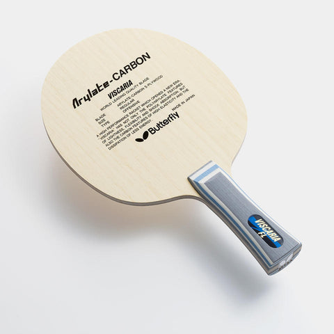 Butterfly Viscaria Table Tennis Blade - Smash Nation