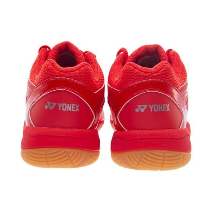 Yonex Power Cushion 65X Wide Badminton Shoes [Red] - Smash Nation