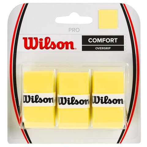 Wilson Pro Overgrip 3-Pack - Smash Nation
