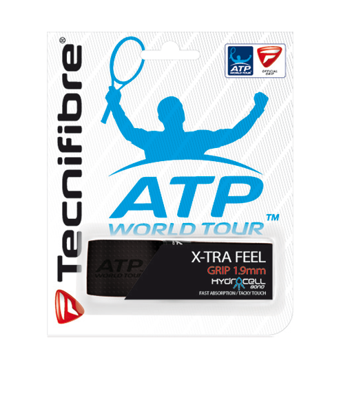 Tecnifibre X-Tra Feel Squash Grip 1.9mm - Smash Nation