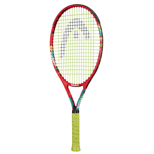 Head Novak 25 Strung Tennis Racket