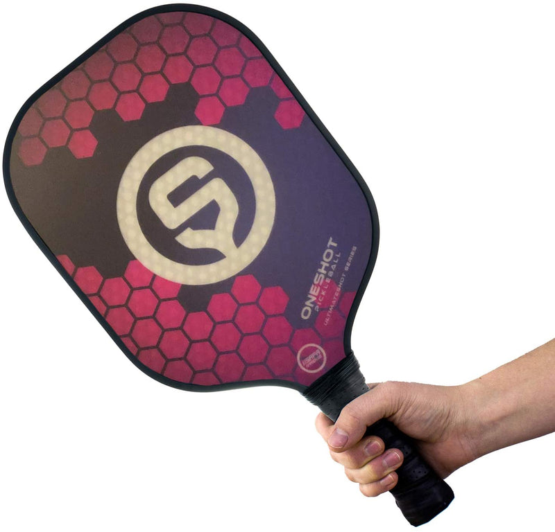 OneShot Ultimateshot Series Midweight Pickleball Paddle