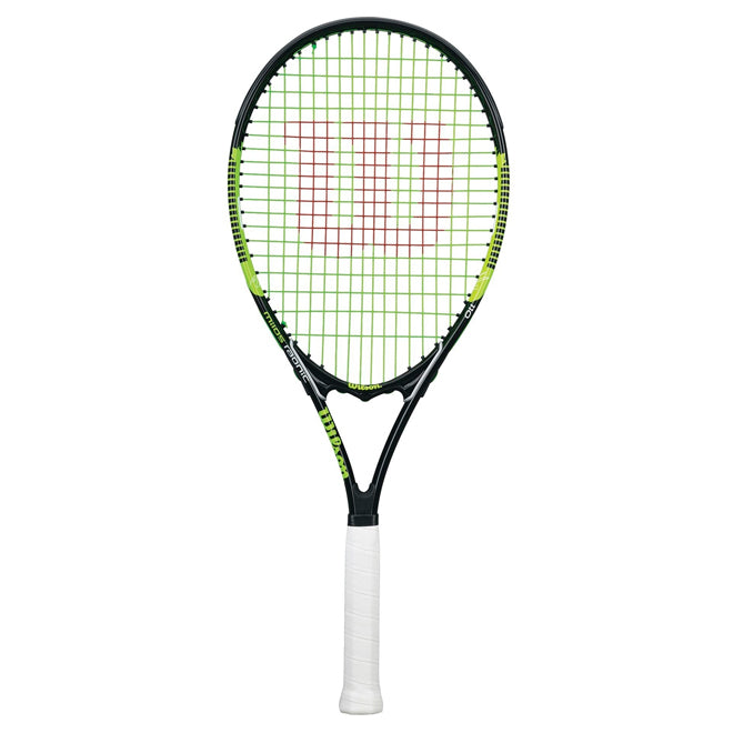 Wilson Milos Raonic 110 Strung Tennis Racket - Smash Nation