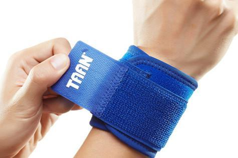 TAAN 1101 Compression Wrist Band - Smash Nation