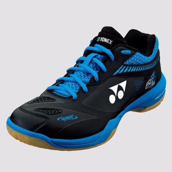 Yonex Power Cushion 65Z 2 Men's Badminton Shoes [Black/Blue]