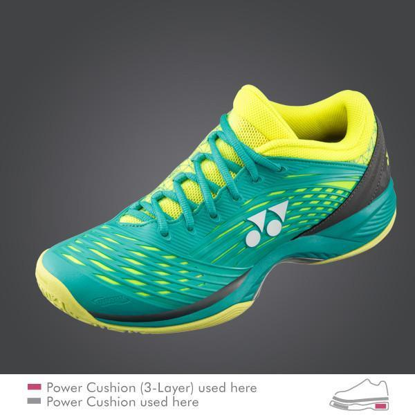 Yonex Power Cushion Fusion Rev 2 Ladies: All Courts - Smash Nation