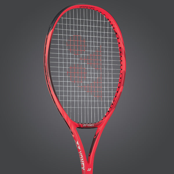 Yonex Vcore 100 (300g) Tennis Racket Frame(Flame Red) - Smash Nation