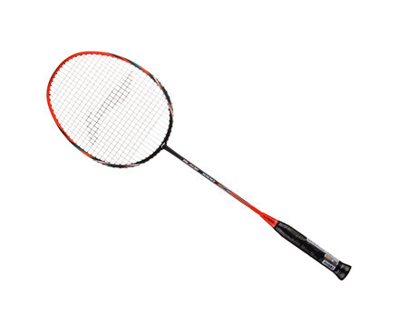 Li-Ning Carbon Graphite Blade 1000 Badminton Racket Frame (Black/Orange) [AYPL186] - Smash Nation