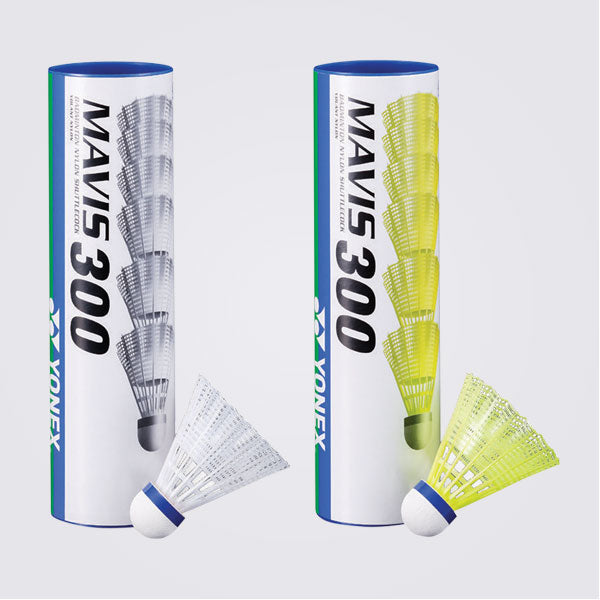 Yonex Mavis 300 Nylon Shuttles 10 Tubes in Box - Smash Nation