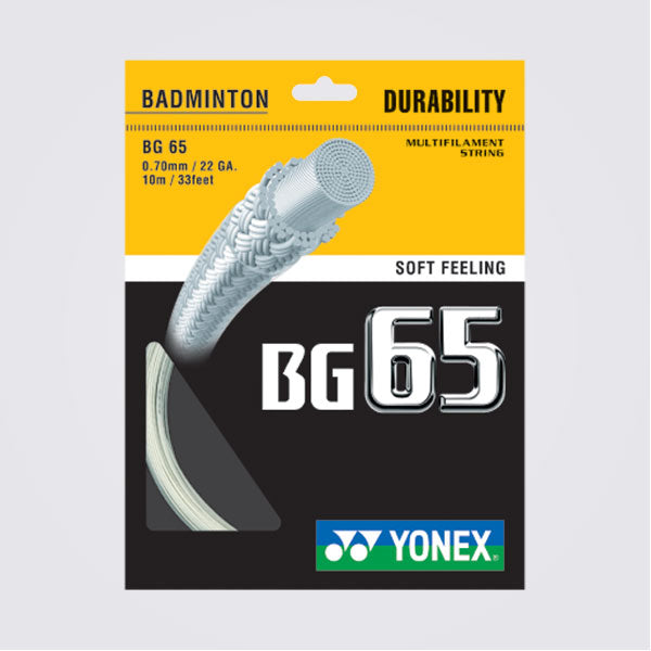 Yonex BG65 Badminton String - Smash Nation