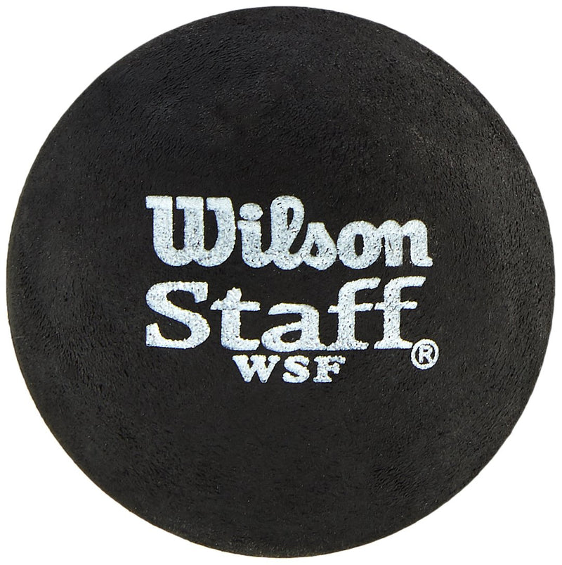 Wilson Staff Squash Balls Blue Dot Pack of 12 - Smash Nation