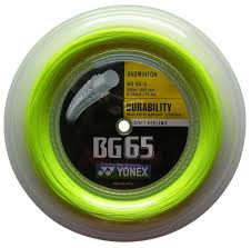 Yonex BG65 Badminton String Reel - Smash Nation
