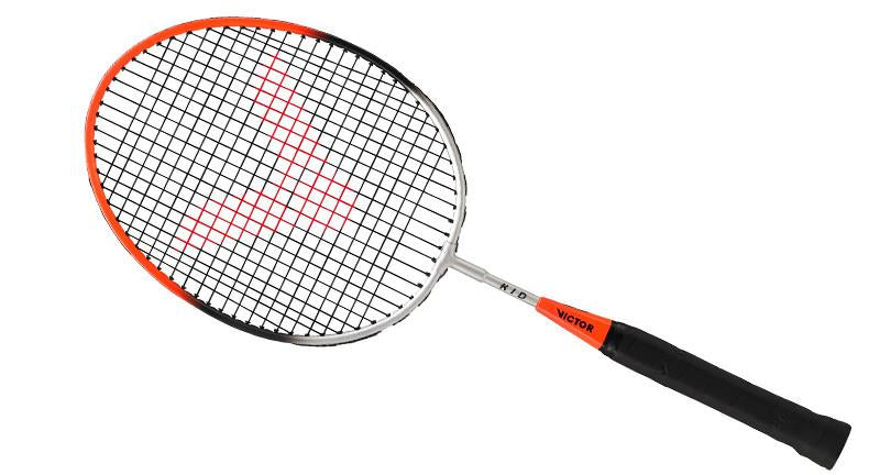 Victor Kid Strung Badminton Racket - Smash Nation