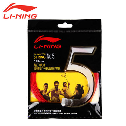 Li-Ning No.5 Badminton-String - Smash Nation