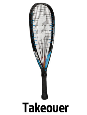E-Force Takeover Racquetball Racket - Smash Nation