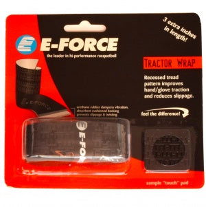 E-Force Tractor Wrap Racquetball Grips - Smash Nation