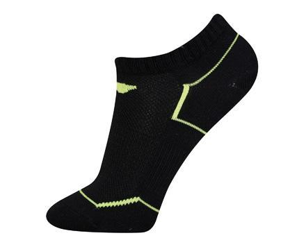 WOMEN'S SOCKS [BLACK] AWSN306-2 - Smash Nation