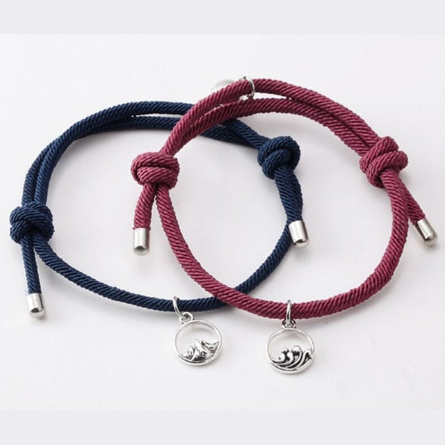 """ATTRACT"" Couples Bracelet"