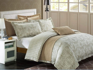 REGENCY 7 PIECE DUVET COVER SET