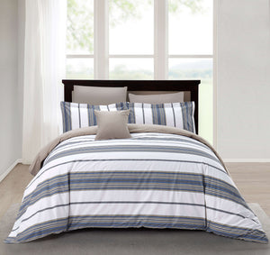 RIVERRIDGE DUVET COVER SET