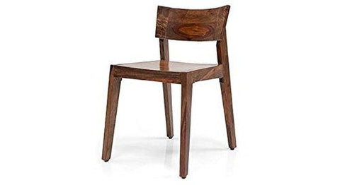 Mamta Decoration Solid Sheesham Wood Gordon Wooden Chair - Mamtadecoration