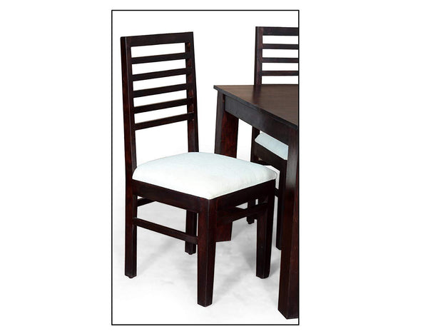 Mamta Decoration Solid Sheesham Wood Dining Table 4 Seater (Mahogany Finish)