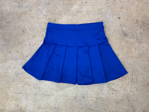 Blue Tennis Skirt