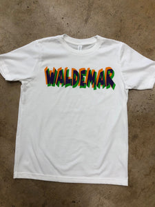 90's Graphic Camp Waldemar Tee