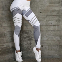 Hot sale mesh splice fitness leggings trousers for women athleisure 2017 jeggings grey black slim legging pants female elastic