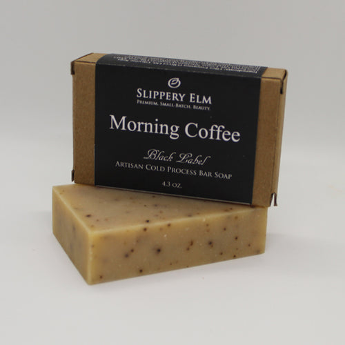 Morning Coffee Cold Process Bar Soap (4.3 oz.)