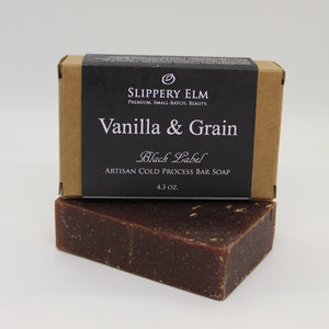 Vanilla & Grain Cold Process Bar Soap (4.3 oz.)