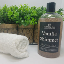 Load image into Gallery viewer, Vanilla Shimmer 3-in-1 Bath Gel (16 fl. oz.)