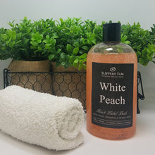 Load image into Gallery viewer, White Peach 3-in-1 Bath Gel (16 fl. oz.)