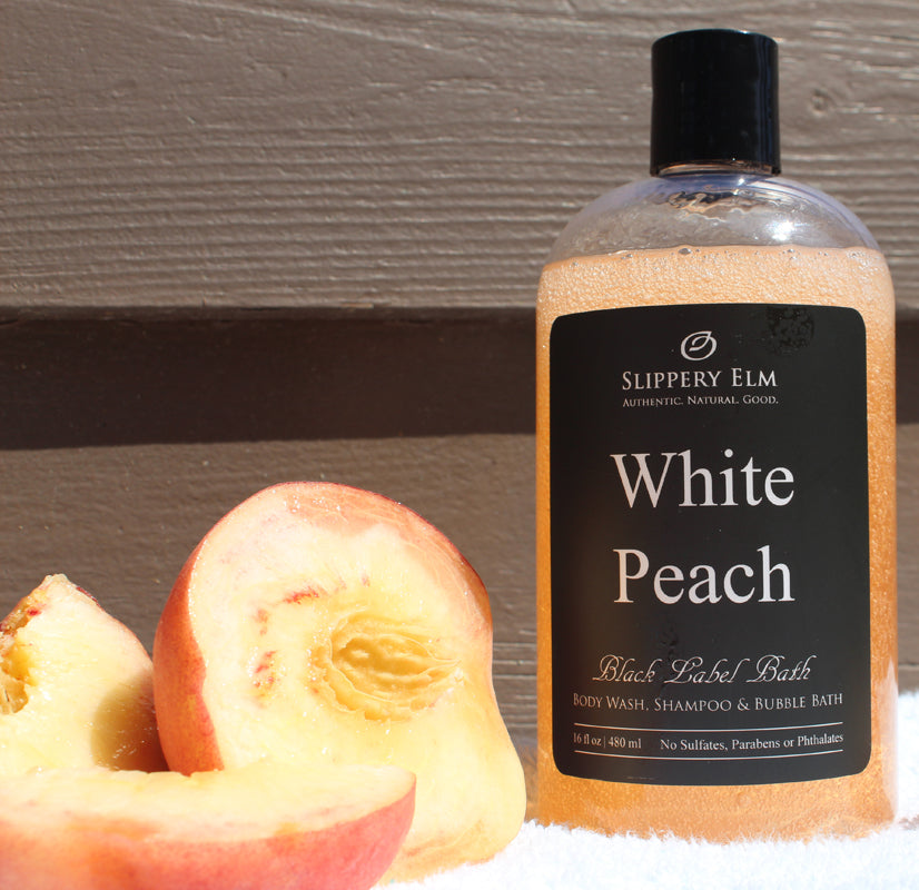 White Peach 3-in-1 Bath Gel (16 fl. oz.)