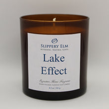 Load image into Gallery viewer, Lake Effect Soy Candle (8.5 oz.)