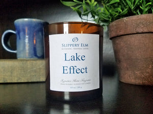 Lake Effect Soy Candle (8.5 oz.)
