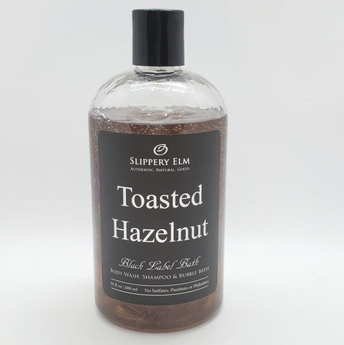 Toasted Hazelnut 3-in-1 Bath Gel (16 fl. oz.)