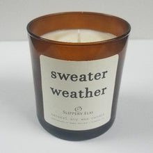 Load image into Gallery viewer, Sweater Weather Soy Candle (8.5 oz.)
