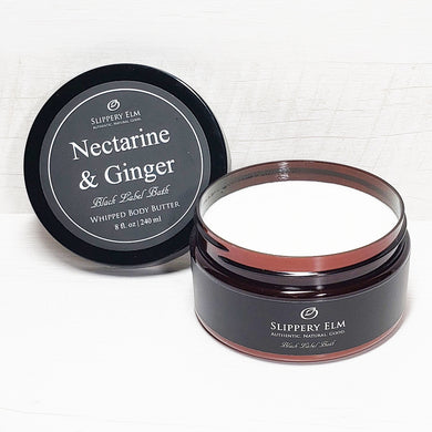 Nectarine & Ginger Whipped Body Butter (8 fl. oz)