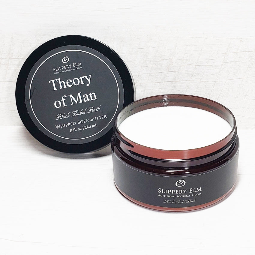 Theory of Man Whipped Body Butter (8 fl. oz.)