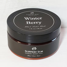 Load image into Gallery viewer, Winter Berry Whipped Body Butter (8 fl. oz)